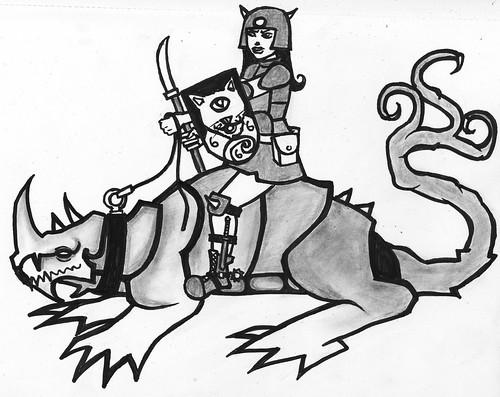 Beast-Rider
