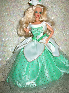 1992 Blossom Beautiful Barbie