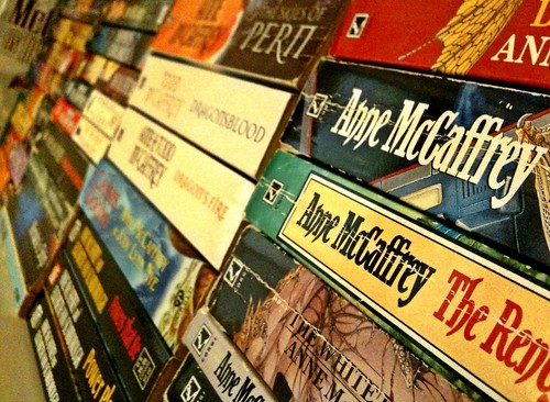 Anne McCaffrey Books ~ Explored