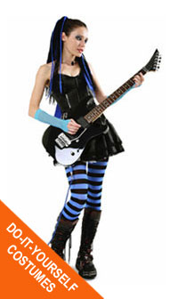 Rock star womens goodwill halloween costume a photo on flickriver rock star womens goodwill halloween costume solutioingenieria Image collections