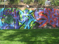 Graffiti Wall IV
