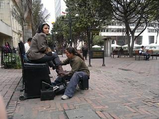 Obrázek Santander u Bogotá.