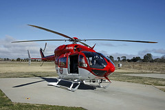 NSW Ambulance Chopper