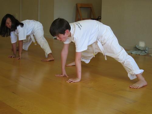 Nick, karate IMG_7602