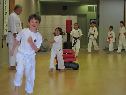 Nick, karate IMG_7612