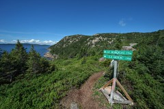 Le Rorqual et la Moyac, Ile Grande Basque