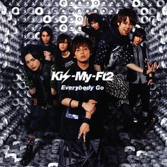 [Single] Kis-My-Ft2 - Everybody Go [2011.08.10]