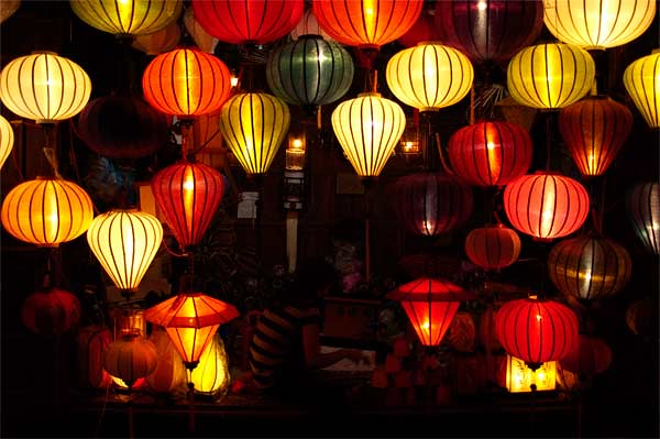 Photo:Paper Lanterns By:kellyid53
