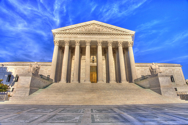 Supreme Court. Photo: Flickr/Envios