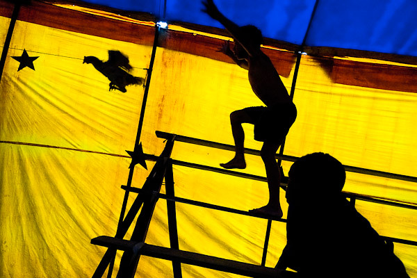 Circus at the End of the World - The Decisive Moment in Street Photography