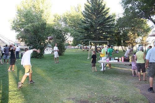 Regina Premier's BBQ - August 22, 2011