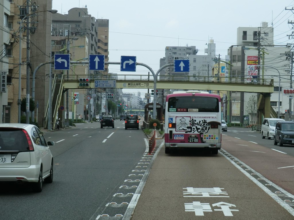 key route bus (Nagoya city)