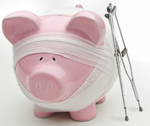 Once your bankruptcy has been discharged you can start to repair your injured finances