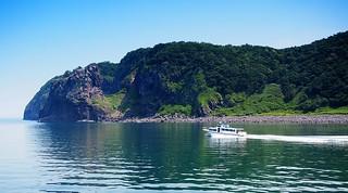 Cape Shiretoko  知床岬
