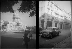 Ricoh Auto Half E Agfa APX 100 Cuba Havana Street 2