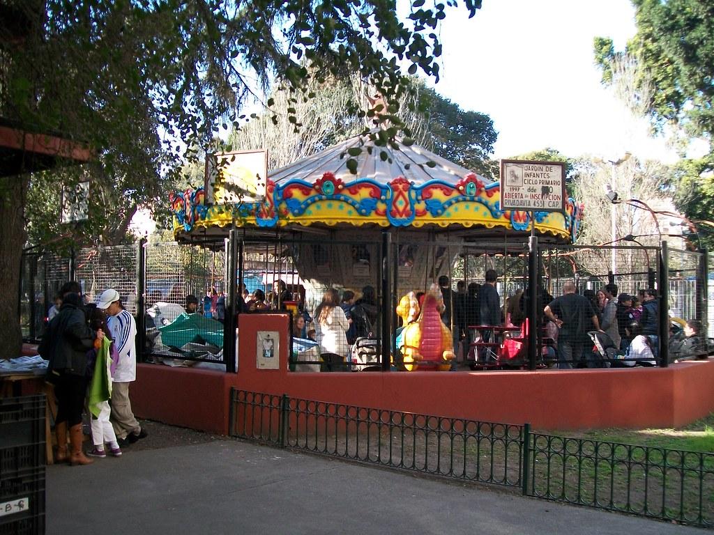 Feria Du Parque Rivadavia Caballito Buenos Aires Le