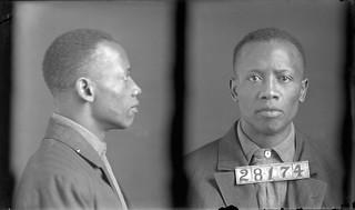 Jordan, Spencer. Inmate #28174 (MSA)