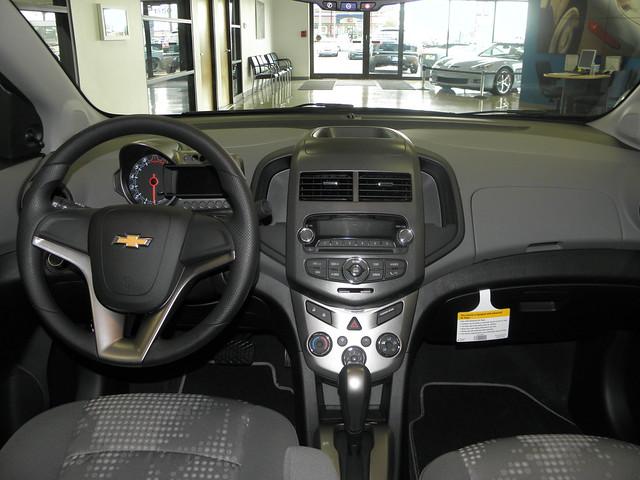 2012 Chevrolet Sonic LS, Merrillville Indiana Chevy Dealer ...