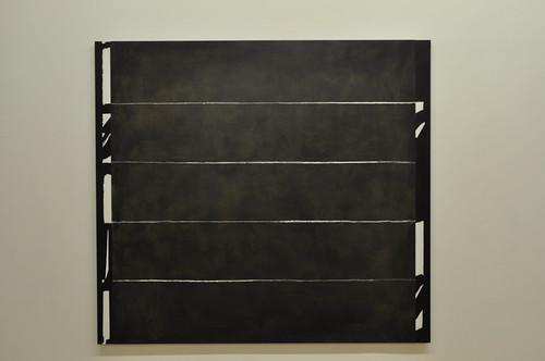 Pierre SOULAGES - peinture - mai 2002 by weshbond