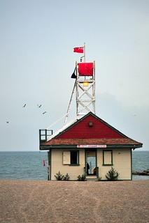 lifegaurd station