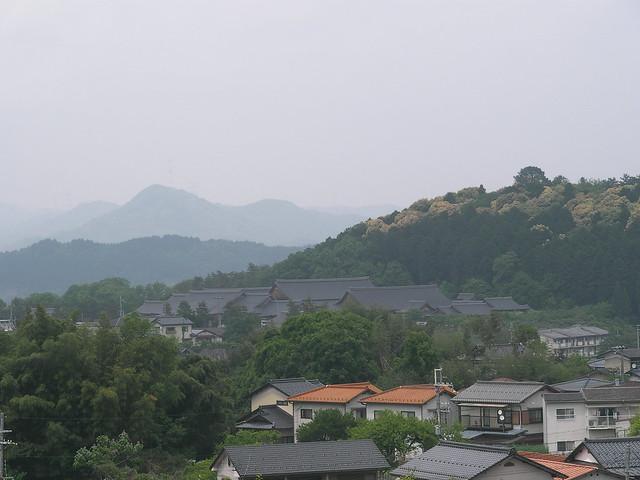 Photo:本宮山と長生殿 By Hiroaki Iizuka Onido