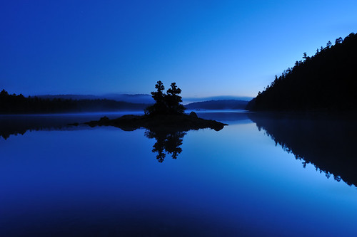 Blue Hour, Sylvester Lake