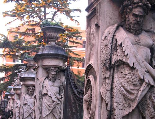Caminando por Roma (Via Sistina) by Miradas Compartidas