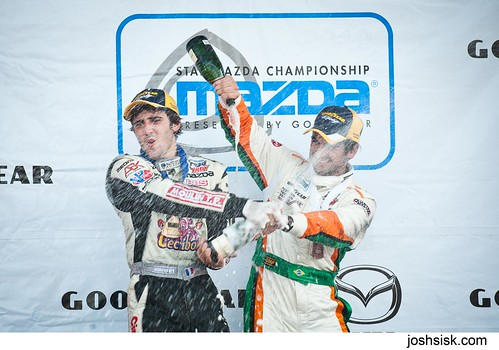 Mazda Sport winners @ Baltimore Grand Prix
