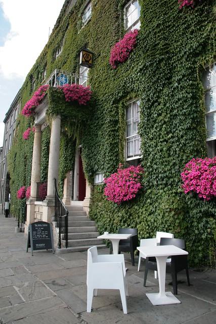 Angel Hotel Bury St Edmunds Breakfast