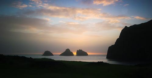 Sunset, Heimay
