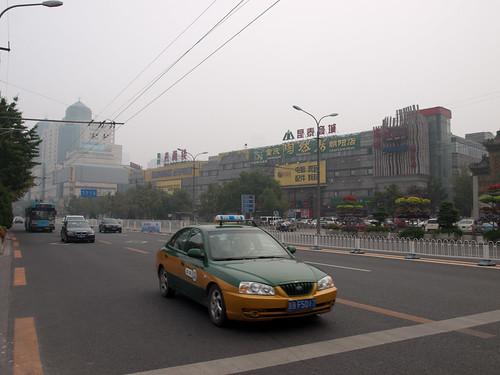 Taxi de Beijing