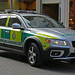 N Yorks Ambulance Vehicle