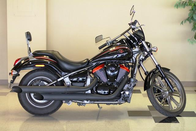 Custom World Backrest Yamaha Warrior