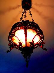 Tiffany lamp, Yaddo