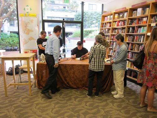 Michael Moore, Paul Hogarth, Books, Inc., S… IMG_7858