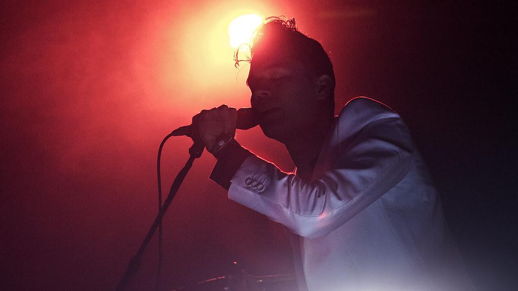 Matthew Dear - Øyafestivalen 2011