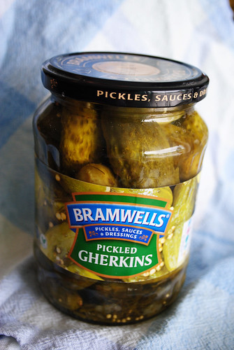Bramwells Pickled Gherkins