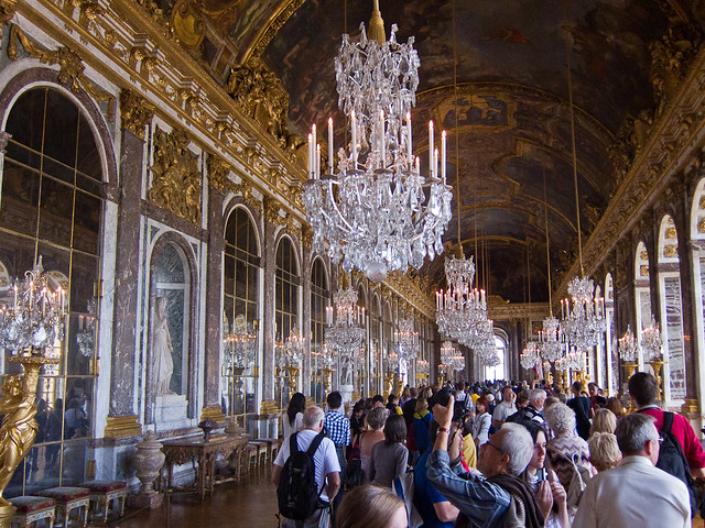 Versailles:Hall Of Mirrors