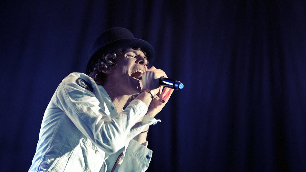 Håkan Hellstrøm - Øyafestivalen 2011
