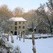 Willsbridge Mills in the snow by Avon Wildlife Trust