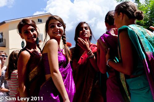 Local Indian Dancers