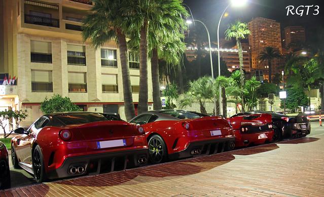 Ferrari's 599 GTO & F50 & 458 Italia [Explored!]