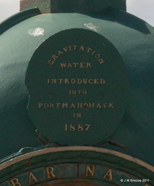 Fountain, Harbour Street, Portmahomack