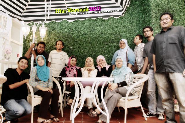 Iftar Memuah 2011