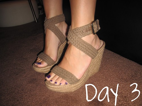 Livingaftermidnite - 30 Day Shoe Challenge Day 3
