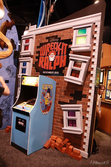 IMG_4862 - Wreck-It Ralph booth