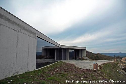 Centro de Interpretação Arqueológica do Crasto de Palheiros - Portugal