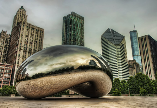 The Bean in the City