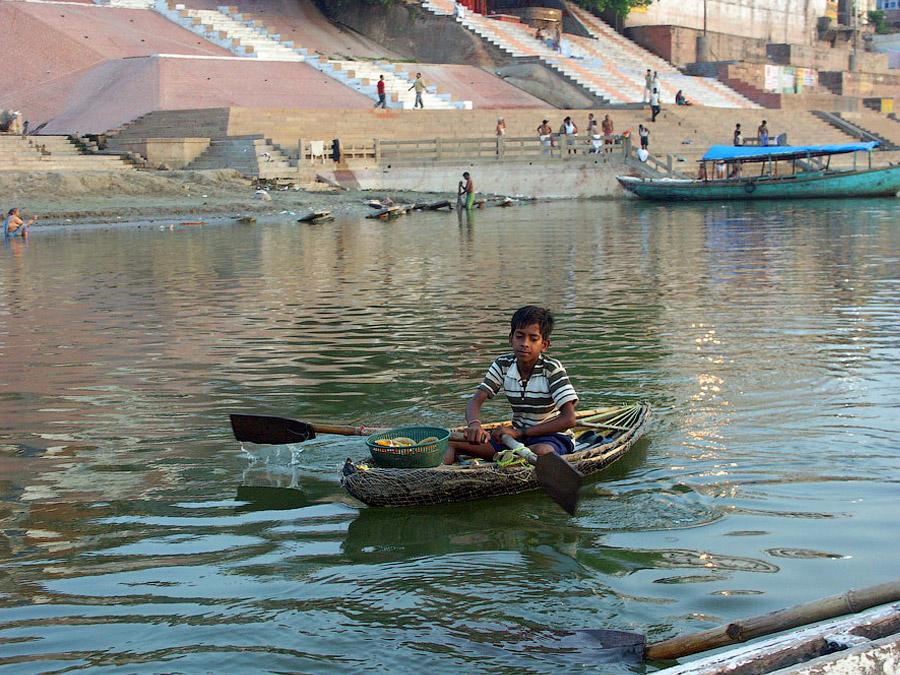 Варанаси (Бенарес, Каши), Индия 2007-0002