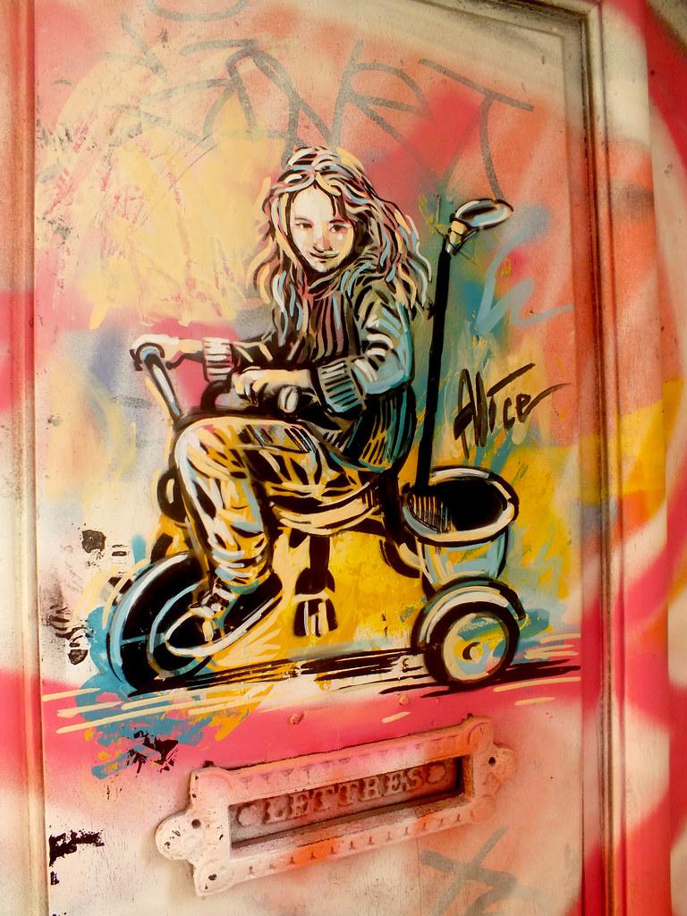 Alice Pasquini - Marseille (FR)